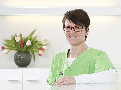 ZIZ Göttingen, Fachassistenz, Kerstin Kuss