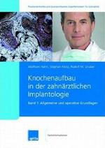Mitautor des Implantologielehrbuches:  W. Hahn, S. Klotz, R. Gruber: Knochenaufbau in der zahnärztlichen Implantologie;