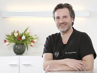 Dr. Carsten Rien, ZA in Göttingen