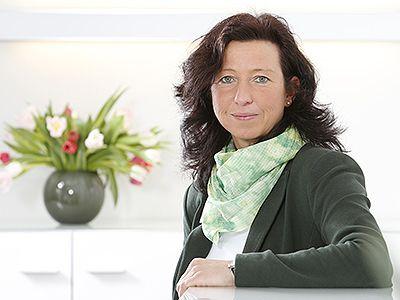 ZIZ Göttingen, Verwaltung, Andrea Ehrhardt