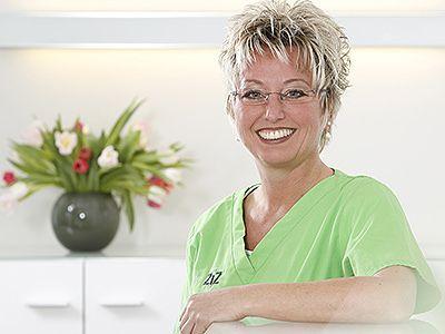 ZIZ Göttingen, Fachassistenz, Sonja Bindbeutel