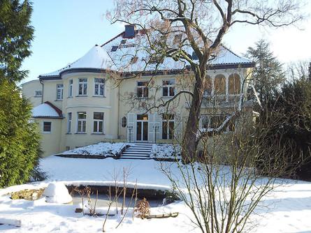 ZIZ Außenansicht im Winter