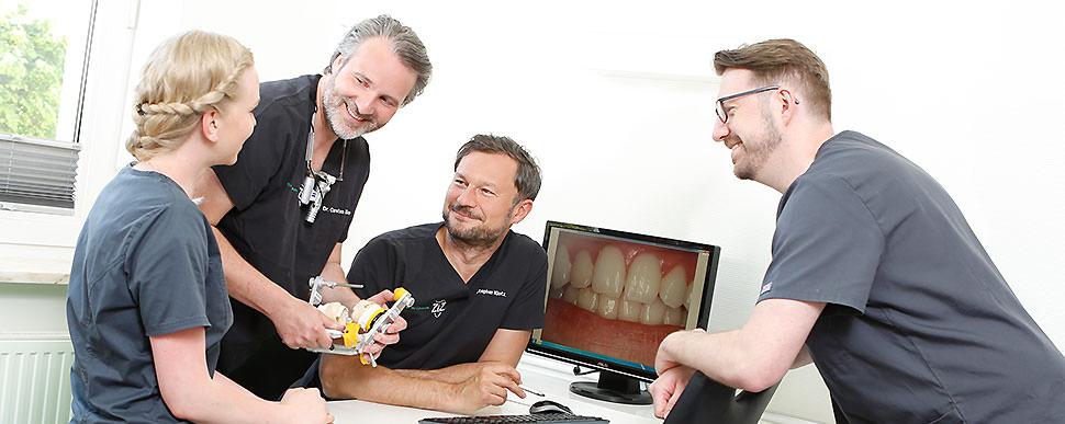 Zahnarztpraxis ZiZ Göttingen - Fachzahnärzte als Expertenteam