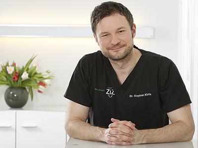 Dr. Stephan Klotz, Zahnarzt, Facharzt für Oralchirurgie, ZIZ Göttingen